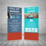 Pullup banner